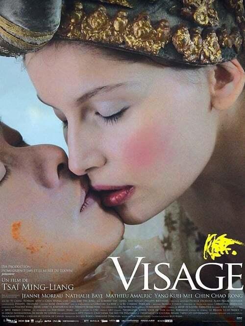 movie cover - Visage