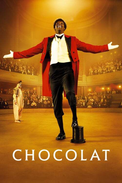 movie cover - Monsieur Chocolat