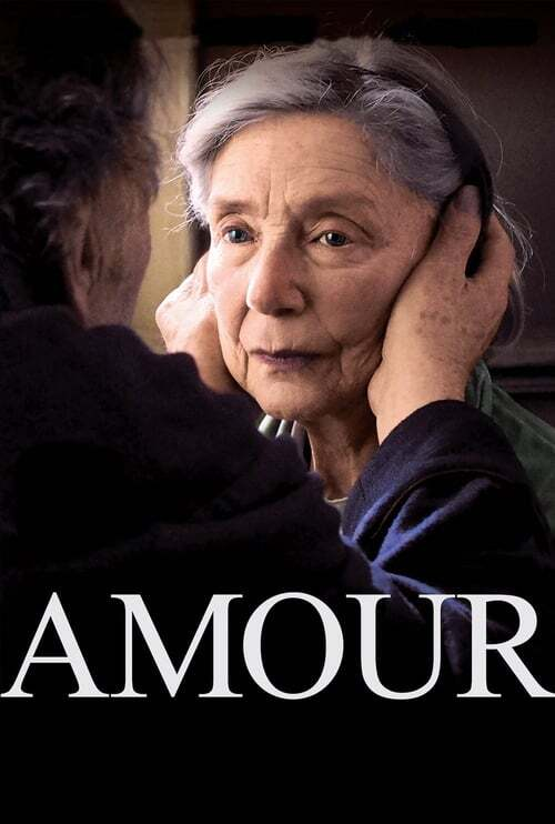 movie cover - Amour