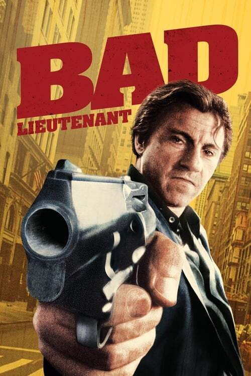 movie cover - Bad Lieutenant