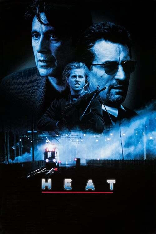 movie cover - Heat