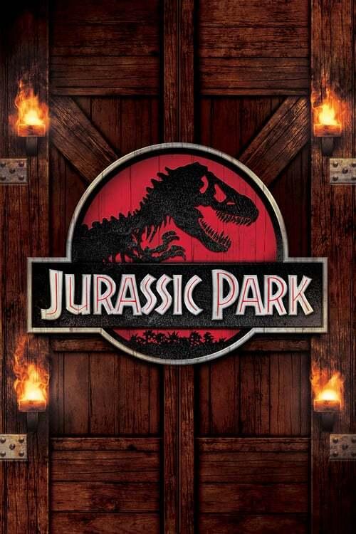 movie cover - Jurassic Park