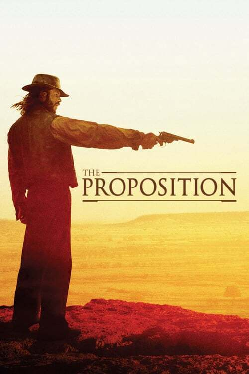 movie cover - The Proposition