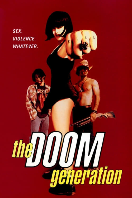 movie cover - The Doom Generation