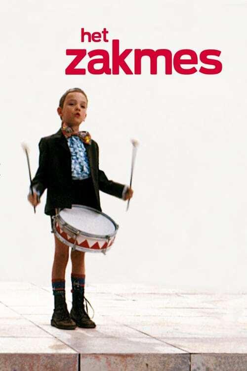 movie cover - Het Zakmes