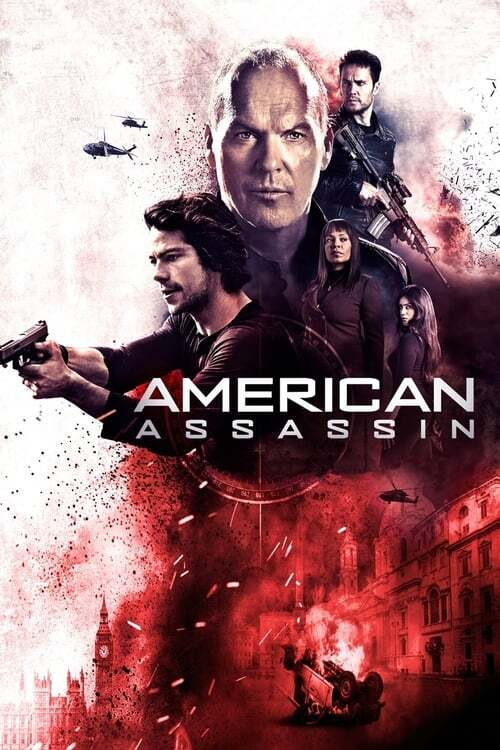 movie cover - American Assassin
