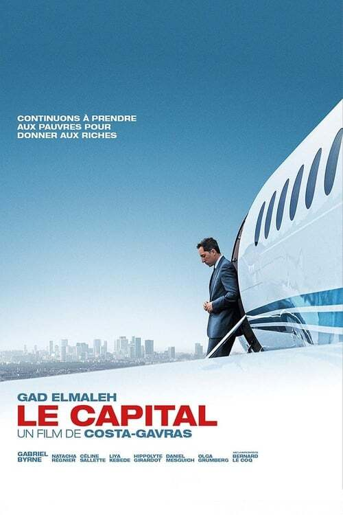movie cover - Le Capital