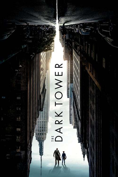 movie cover - The Dark Tower