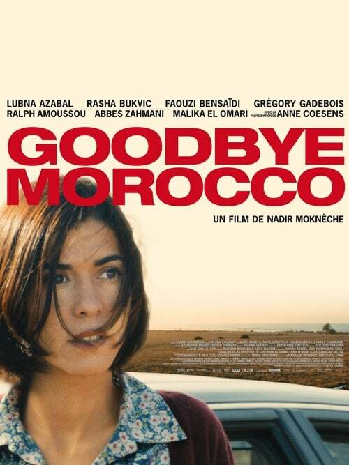 movie cover - Goodbye Morocco