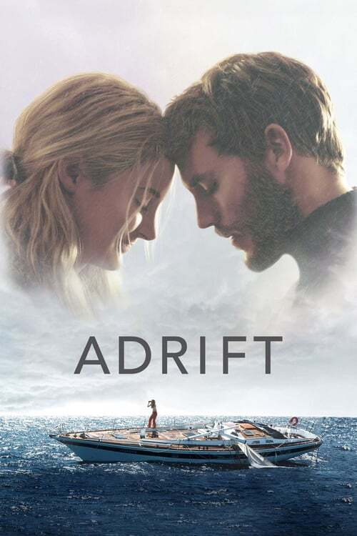 movie cover - Adrift