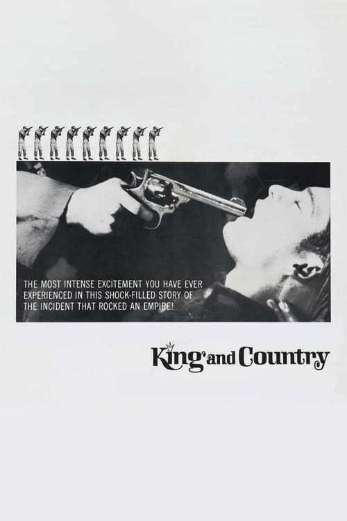 movie cover - King And Country