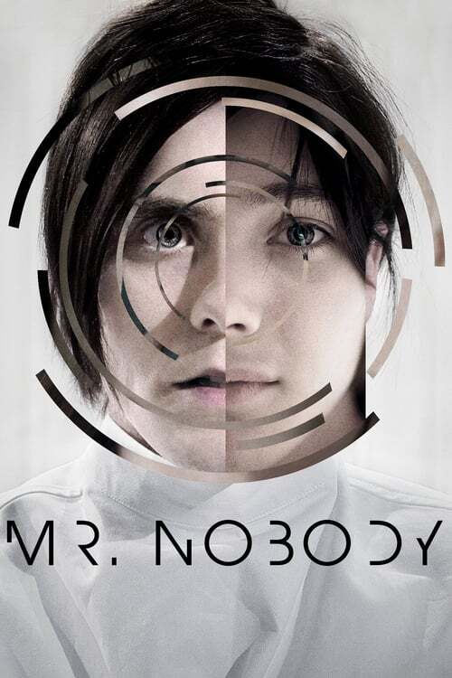 movie cover - Mr. Nobody