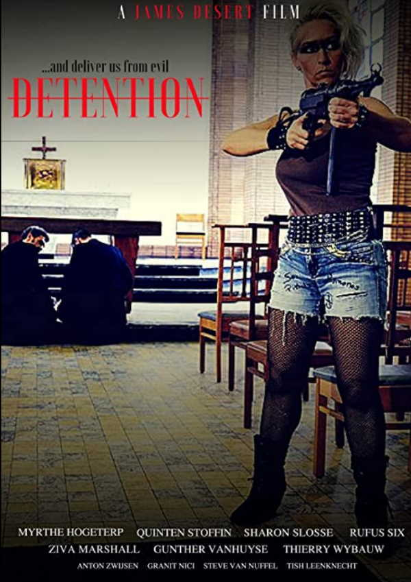 movie cover - Detention