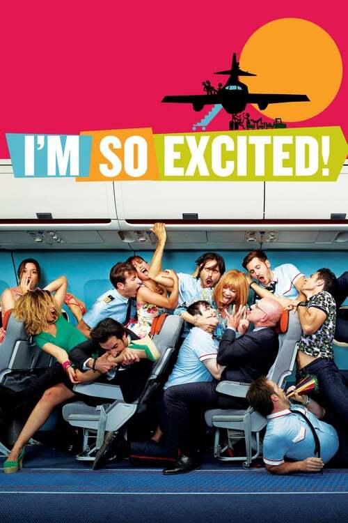 movie cover - Los Amantes Pasajeros