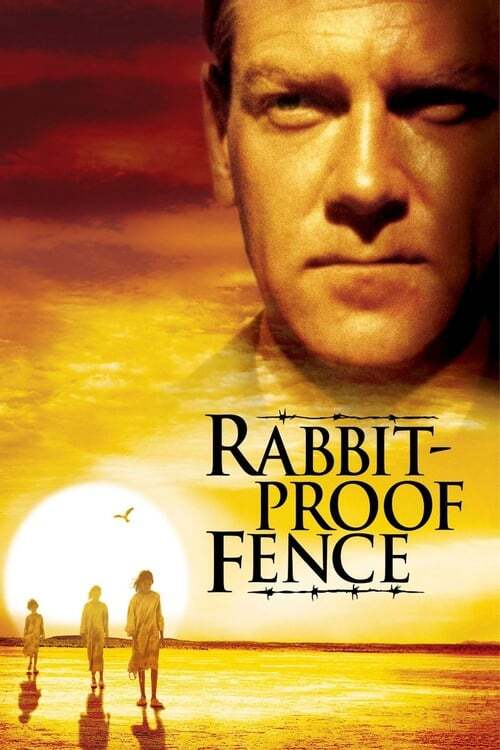 movie cover - Rabbit Proof Fence