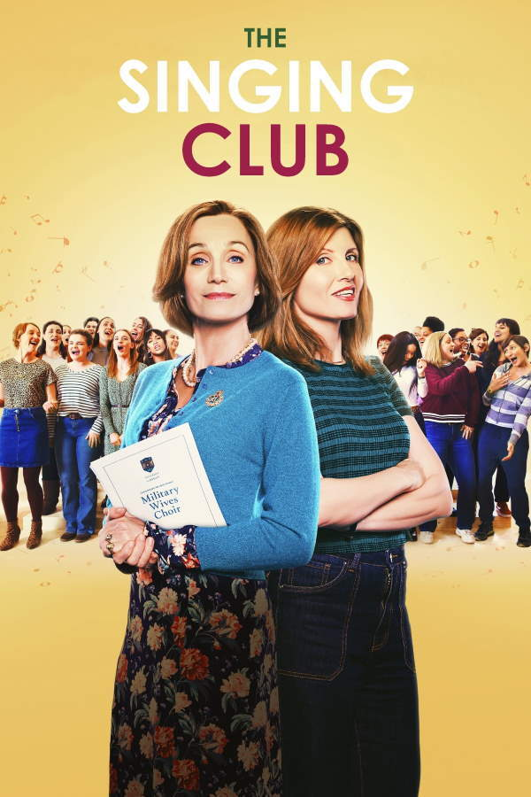 movie cover - The Singing Club