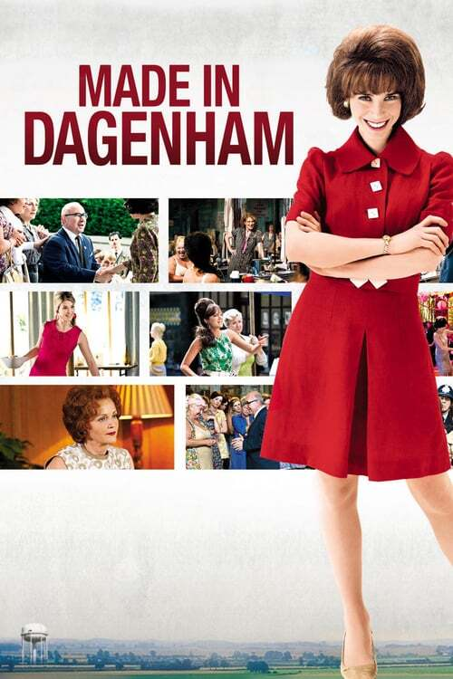movie cover - Made In Dagenham