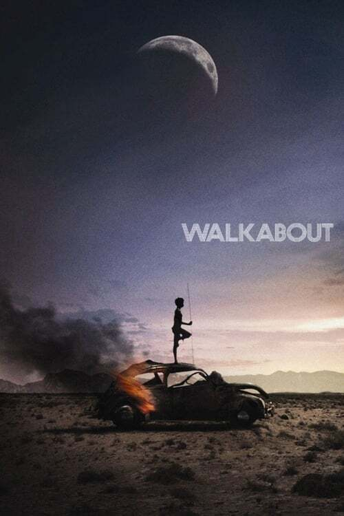 movie cover - Walkabout