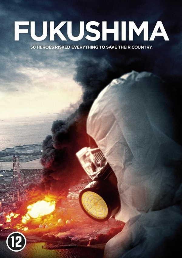 movie cover - Fukushima