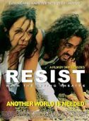 movie cover - Resist