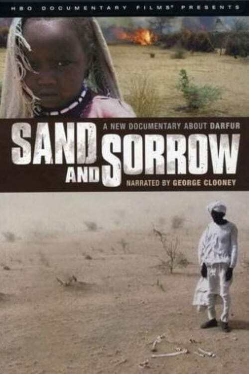 movie cover - Sand And Sorrow