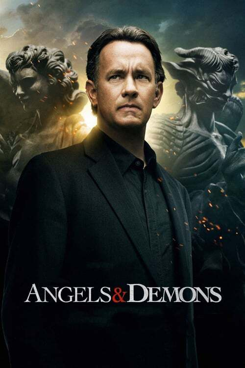 movie cover - Angels & Demons - Het Bernini Mysterie