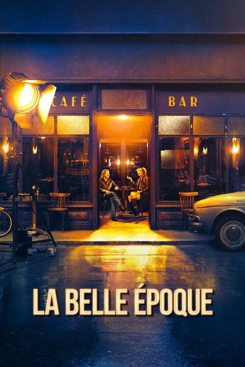 movie cover - La Belle Époque