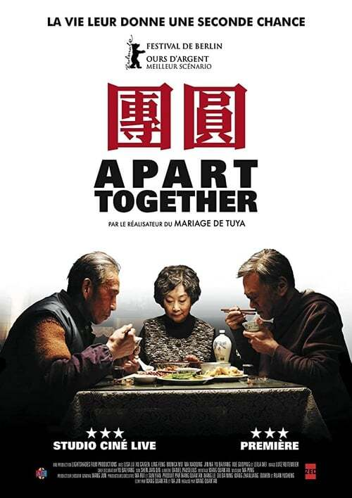 movie cover - Apart Together