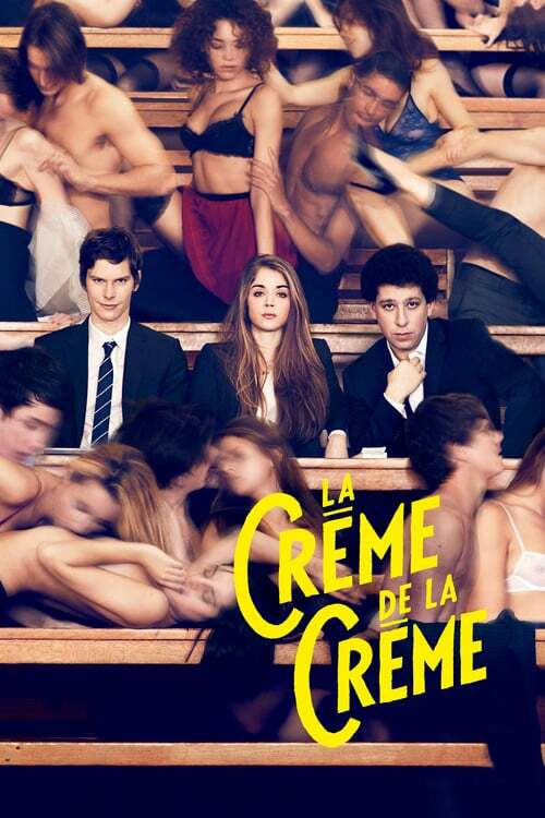 movie cover - La Crème De La Crème