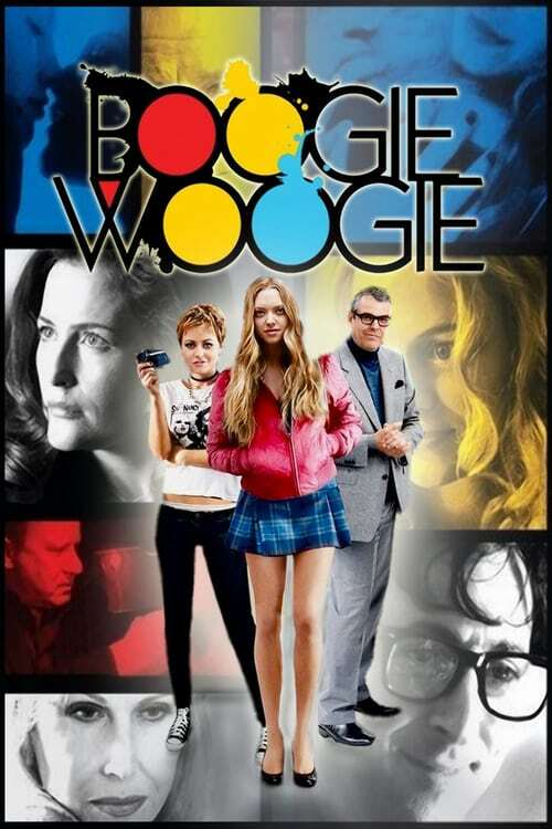 movie cover - Boogie Woogie