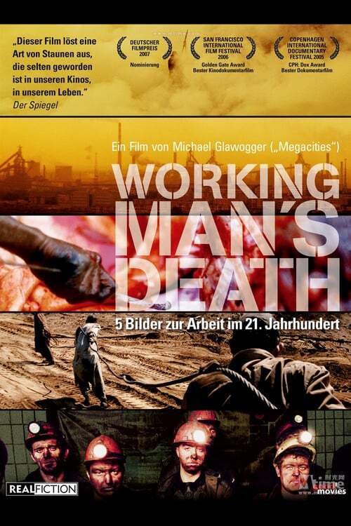 movie cover - Workingman