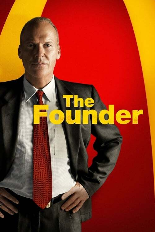 movie cover - The Founder
