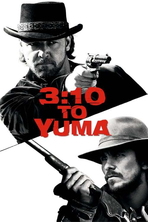 movie cover - 3:10 To Yuma