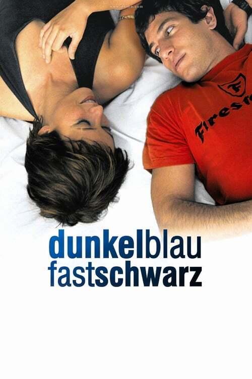 movie cover - Azuloscurocasinegro