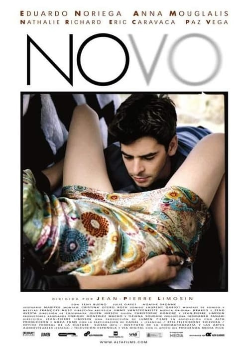 movie cover - Novo