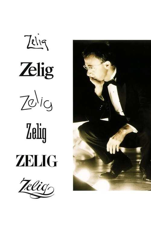 movie cover - Zelig