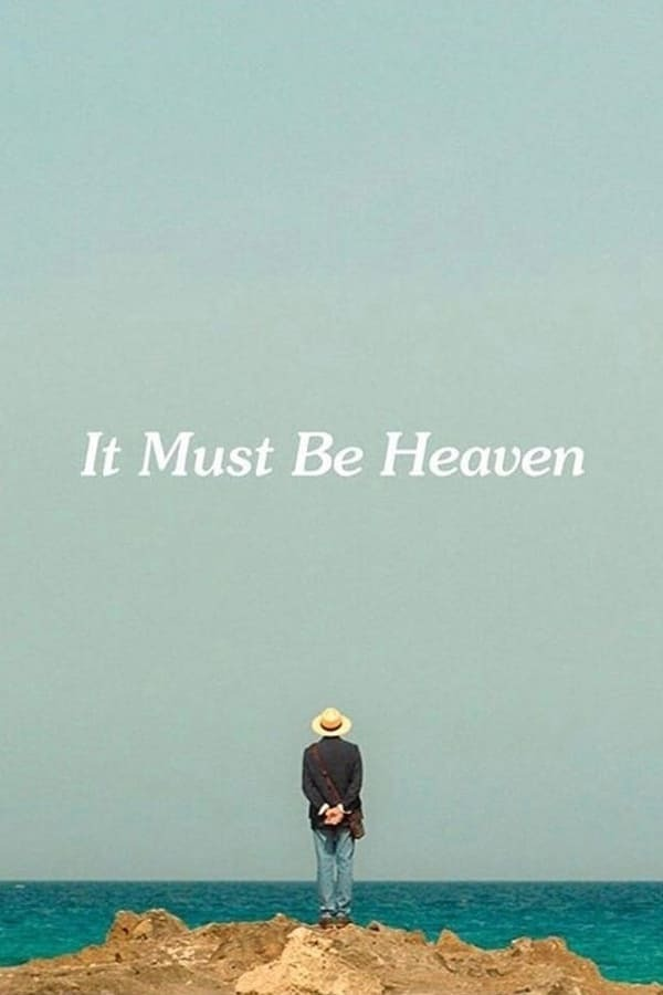 movie cover - It Must Be Heaven