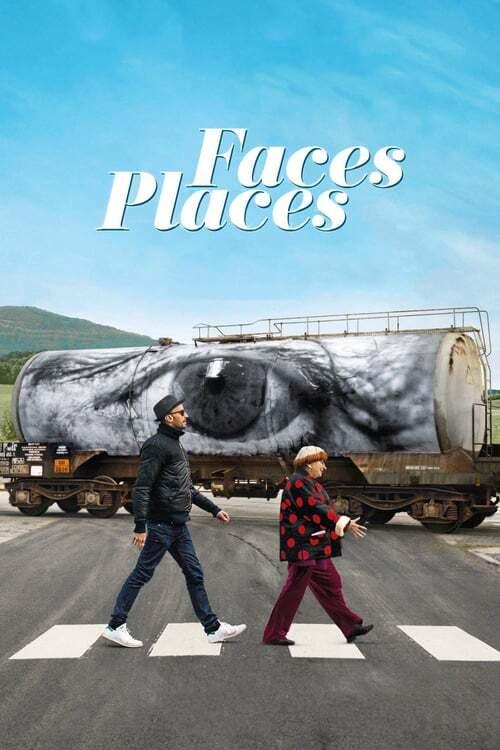 movie cover - Visages Villages