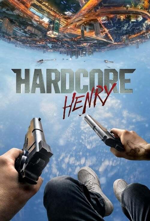 movie cover - Hardcore Henry