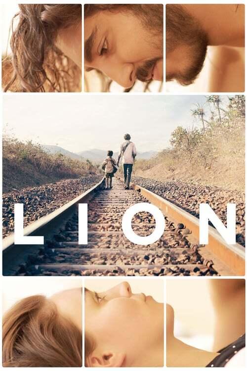 movie cover - Lion