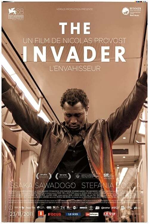 movie cover - The Invader