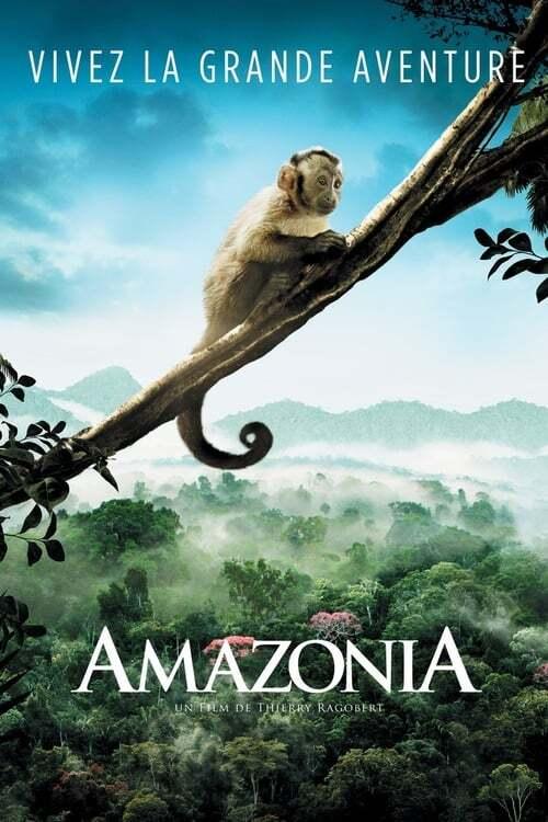 movie cover - Amazonia