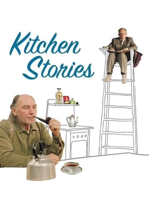 movie cover - Kitchen Stories