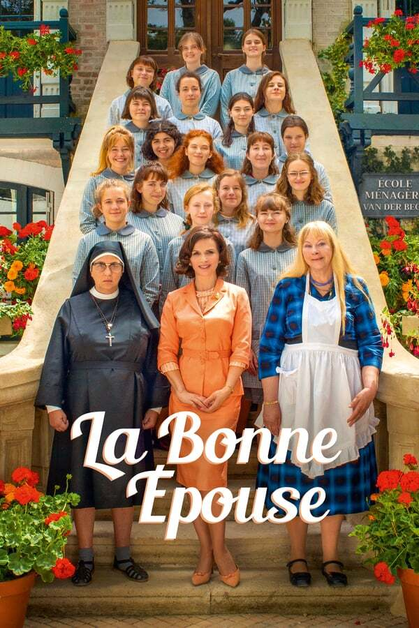 movie cover - La Bonne Epouse