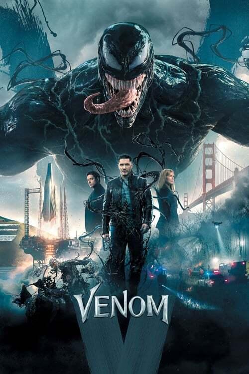 movie cover - Venom