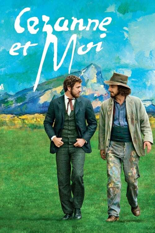 movie cover - Cézanne Et Moi