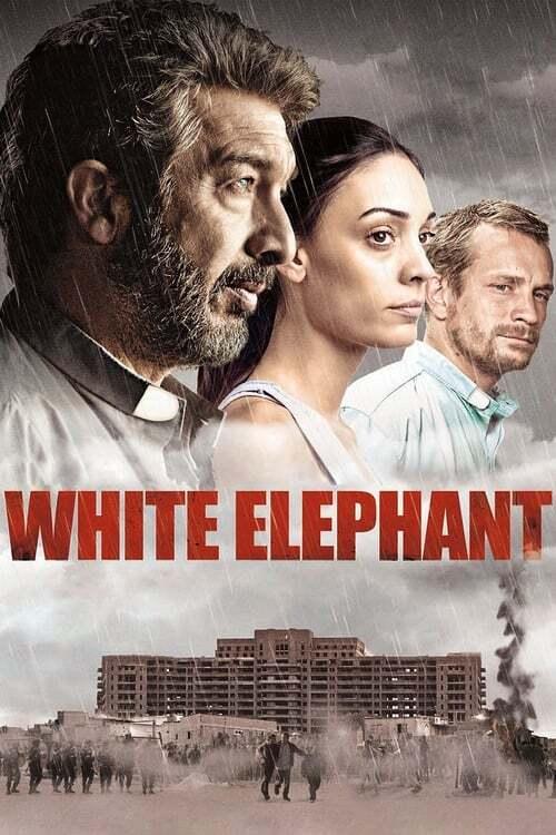 movie cover - Elefante Blanco