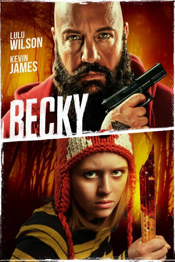 movie cover - Becky