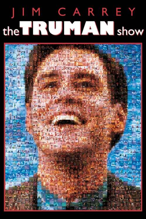 movie cover - The Truman Show