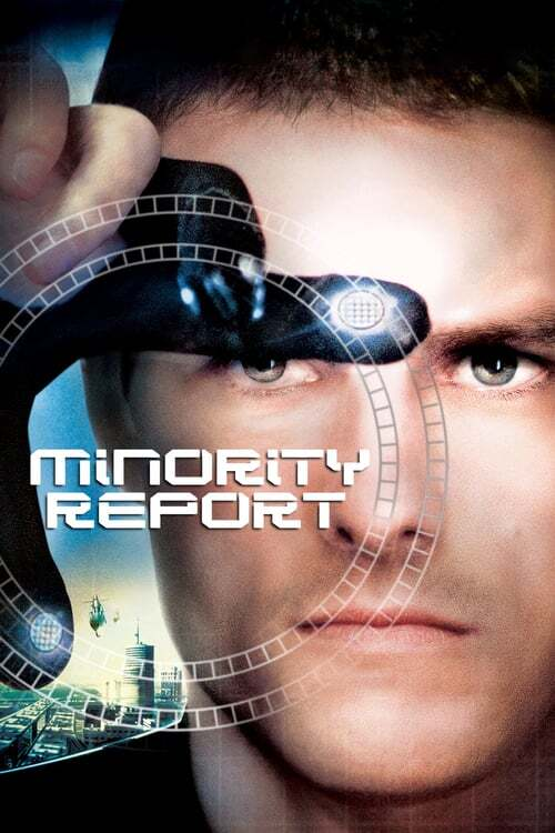 movie cover - Minority Report